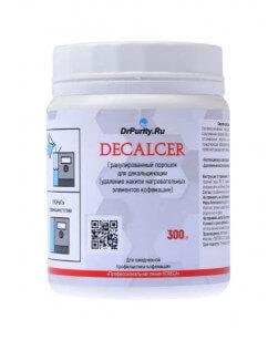 Порошок для удаления накипи Dr.Purity Decalcer 300 гр