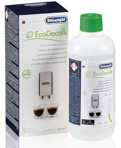 Средство для удаления накипи De'Longhi EcoDecalk 500 мл (Делонги ЭкоДекалк)