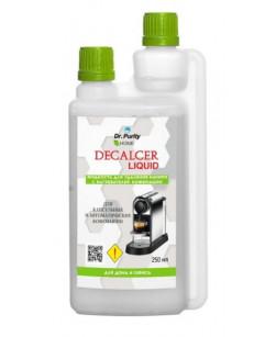 Жидкость для удаления накипи Decalcer Liquid 250 мл (Декальцер Ликвид)