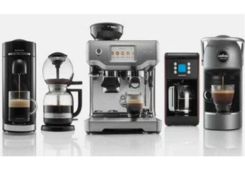 Кофеварки и кофемашины: отличия и способы заваривания