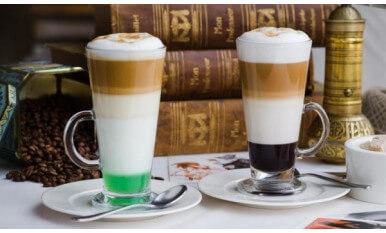 Кофе Латте два рецепта приготовления