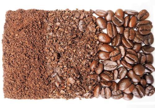 Помол кофе