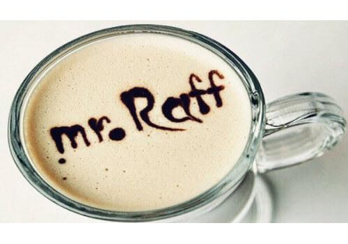 Раф-кофе: что это такое?