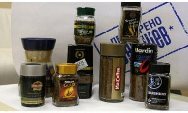 Самый популярный растворимый кофе