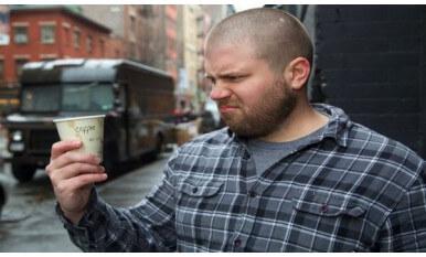 Почему кофе кислит?