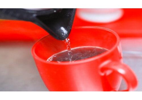 Почему нельзя заливать кофе кипятком?