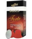 Кофе в капсулах Coffee Blues Форте Эспрессо 10шт для Nespresso (Кофе Блюз)