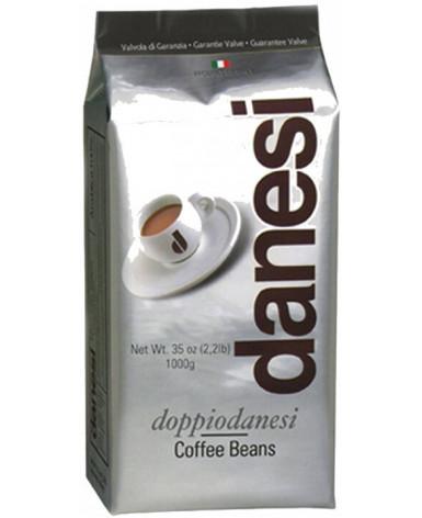 Кофе в зернах Danesi Doppio 1 кг (Данези Доппио)