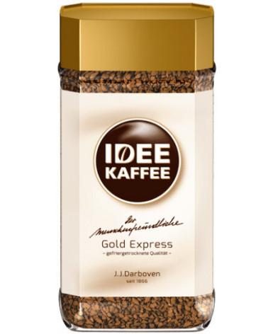 Кофе Idee Kaffee Gold Express 200 г (Идея Кафе Голд Экспресс)