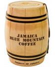 Кофе в зернах Jamaica Blue Mountain бочонок 200 г (Ямайка Блю Маунтин)