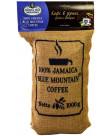 Кофе в зернах Jamaica Blue Mountain Джутовый мешок 1 кг (Ямайка Блю Маунтин)