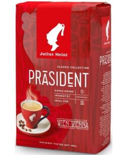 Кофе в зернах Julius Meinl President Bohne 500 г (Юлиус Майнл Президент)