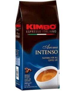 Кофе в зернах Kimbo Aroma Intenso 500 г (Кимбо Арома Интенсо)