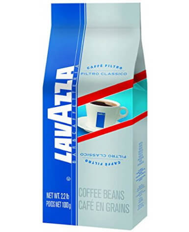 Кофе молотый Lavazza Filtro Classico 1 кг (Лавацца Фильтро Классико)