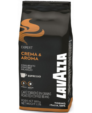 Кофе в зернах Lavazza Expert Crema Aroma 1 кг (Лавацца Эксперт Крема Арома)
