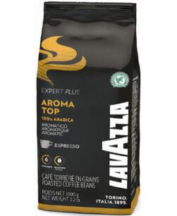 Кофе в зернах Lavazza Expert Aroma Top 1 кг (Лавацца Эксперт Арома Топ)