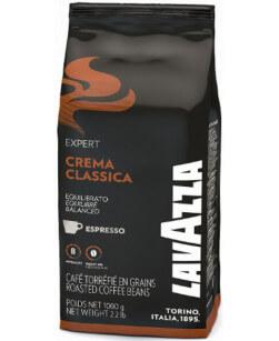 Кофе в зернах Lavazza Expert Crema Classica 1 кг (Лавацца Эксперт Крема Классика)