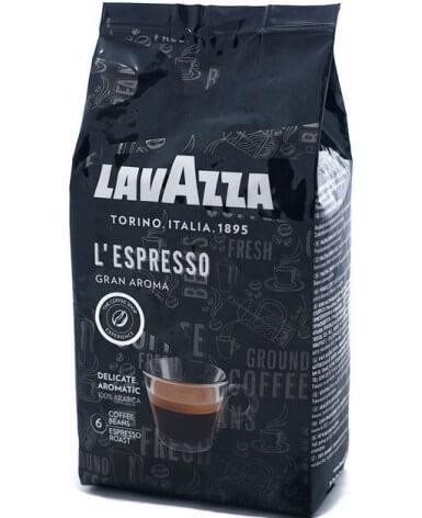 Кофе в зернах Lavazza Gran Aroma Bar 1 кг (Лавацца Гран Арома Бар)