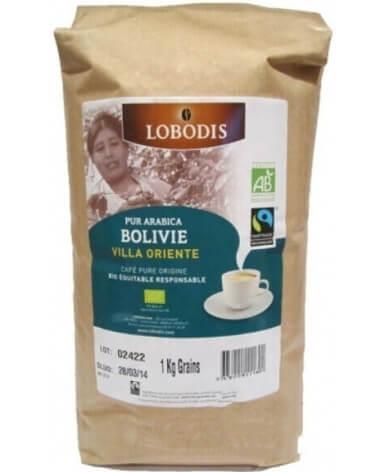 Кофе в зернах Lobodis Bolivie Villa Oriente 1 кг (Лободис Боливия Вилла Ориенте)
