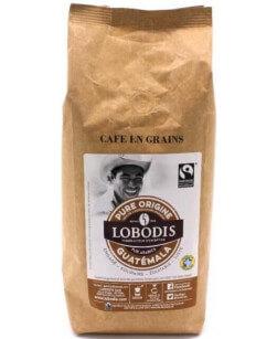 Кофе в зернах Lobodis Guatemala Tzul Takka 1 кг (Лободис Гватемала Тзул Такка)