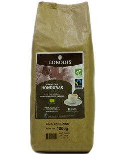 Кофе в зернах Lobodis Honduras Grand Cru 1 кг (Лободис Гондурас Гранд Кру)