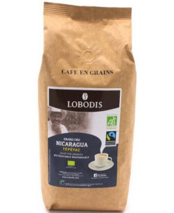 Кофе в зернах Lobodis Nicaragua Tereyac 1 кг (Лободис Никарагуа Тереяк)