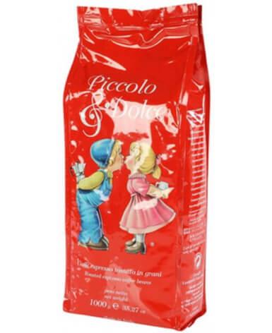 Кофе в зернах Lucaffe Piccolo Dolce 1 кг (Люкафе Пиколо Дольче)