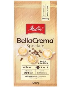 Кофе в зернах Melitta Bella Crema Speciale 1 кг (Мелитта Бела Крема Спешл)