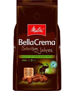 Кофе в зернах Melitta Bella Crema Selection des Jahres 1 кг (Мелитта Белла Крема Селекшин дес Ярис)