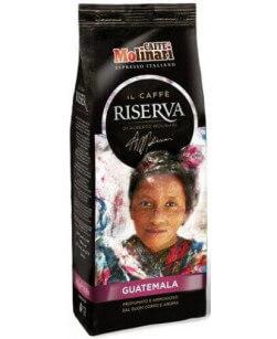 Кофе молотый Caffe Molinari Riserva Guatemala 250 г (Кафе Молинари Резерва Гватемала)
