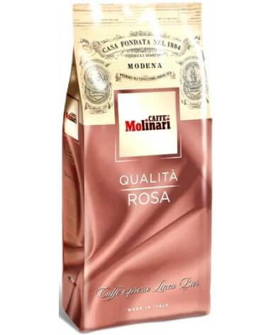 Кофе в зернах Caffe Molinari Qualita Rosa 1 кг (Молинари Квалита Роса)
