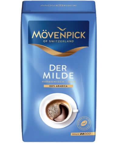 Кофе молотый Movenpick Der Milde 500 г (Мовенпик Дер Милд)