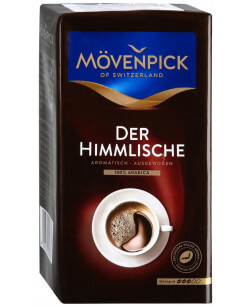 Кофе молотый Movenpick of Switzerland Der Himmlische 500 г (Мовенпик оф Швицерлэнд Дер Химлише)
