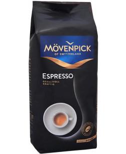 Кофе в зернах Movenpick Espresso 1 кг (Мовенпик Эспрессо)