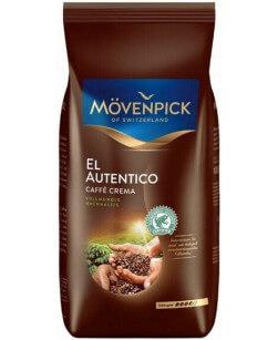 Кофе в зернах Movenpick el Autentico 1 кг (Мовенпик эль Аутентико)