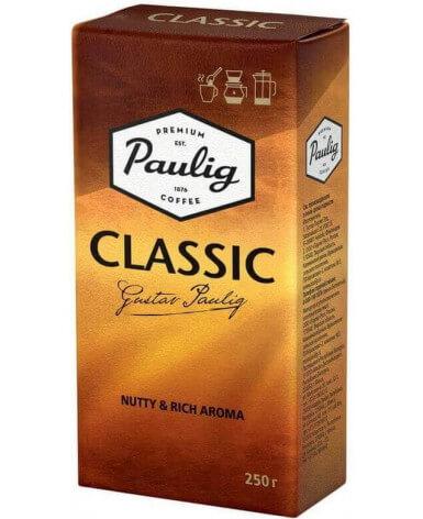 Кофе молотый Paulig Classic 250 г (Паулиг Классик)