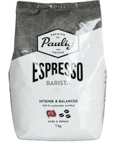 Кофе в зернах Paulig Espresso Barista 1 кг (Паулиг Эспрессо Бариста)