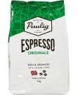 Кофе в зернах Paulig Espresso Originale 1 кг (Паулиг Эспрессо Оригинале)