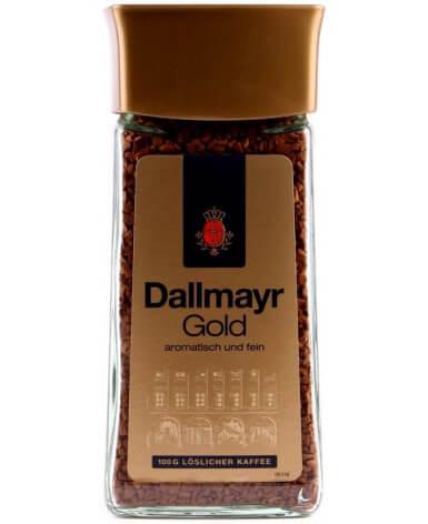 Кофе растворимый Dallmayr Gold 200 г (Даллмайер Голд)