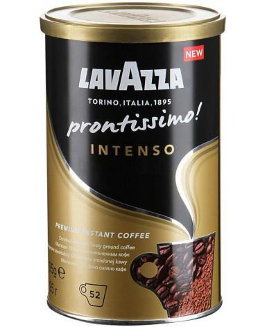 Кофе растворимый Lavazza Prontissimo Intenso 95 г (Лавацца Пронтиссимо Интенсо)