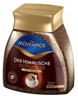 Кофе растворимый Movenpick Premium Elegance 100 г (Мовенпик Премиум Элеганс)