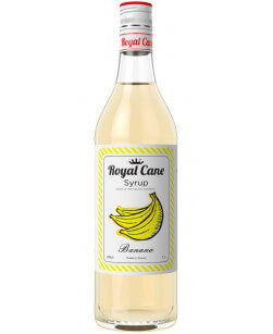 Сироп Royal Cane Банан 1 л (Роял Кейн)