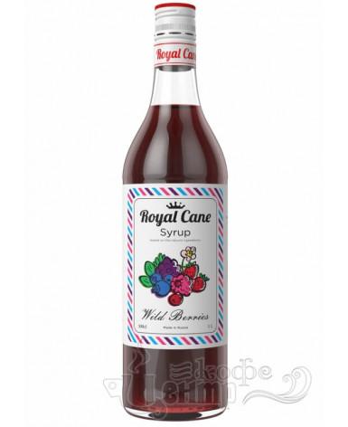 Сироп Royal Cane Лесные ягоды 1 л (Роял Кейн)