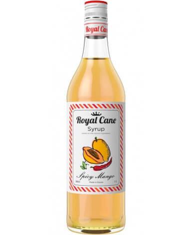 Сироп Royal Cane Пряный Манго 1 л (Роял Кейн)
