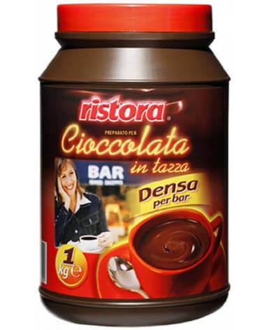 Горячий шоколад Ristora Cioccolata Bar 1 кг (Ристора Чокколата Бар)