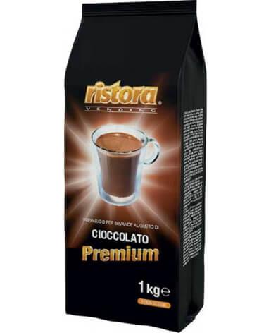 Горячий шоколад Ristora Premium 1 кг (Ристора Премиум)