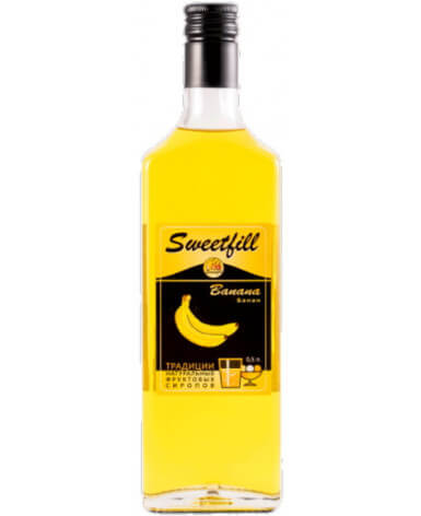 Сироп Sweetfill Банан 500 мл (Свит Филл)