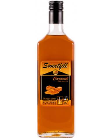 Сироп Sweetfill Карамель 500 мл (Свит Филл)
