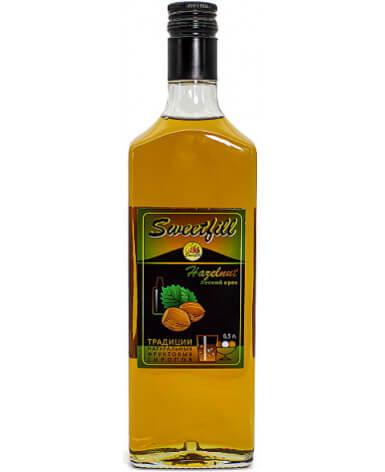 Сироп Sweetfill Лесной орех 500 мл (Свит Филл)