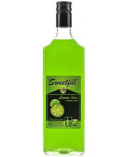 Сироп Sweetfill Лимон-лайм 500 мл (Свит Филл)